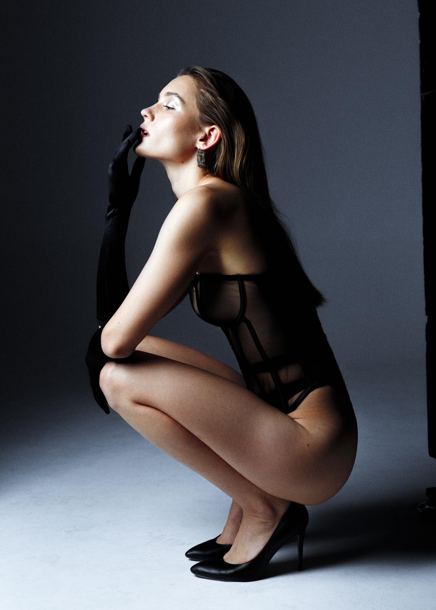 Anna Boyar by Alexey Burcev