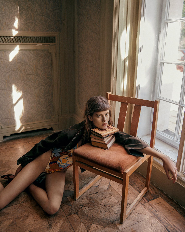 Bara Podzimkova by Andreas Ortner