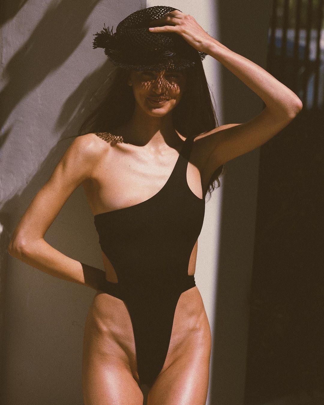Portraits of Mili Piñeiro