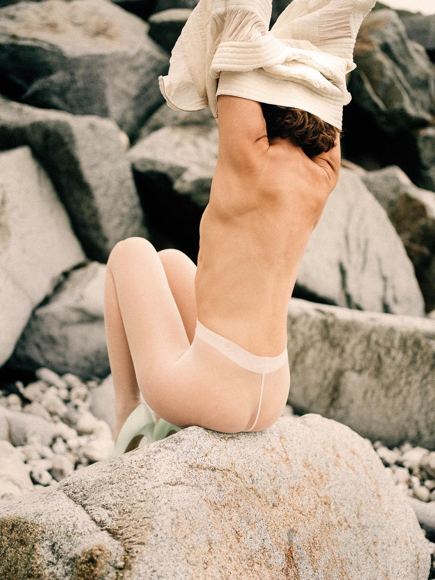 Laura Gavrilenko by Jean-Philippe Lebée