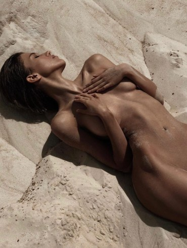 Victoria Perusheva by Dmitry Dubrov
