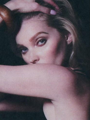 Elsa Hosk by Luke Dickey for V Magazine 1