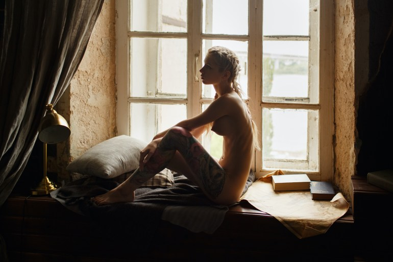 Portraits by Anton Demin