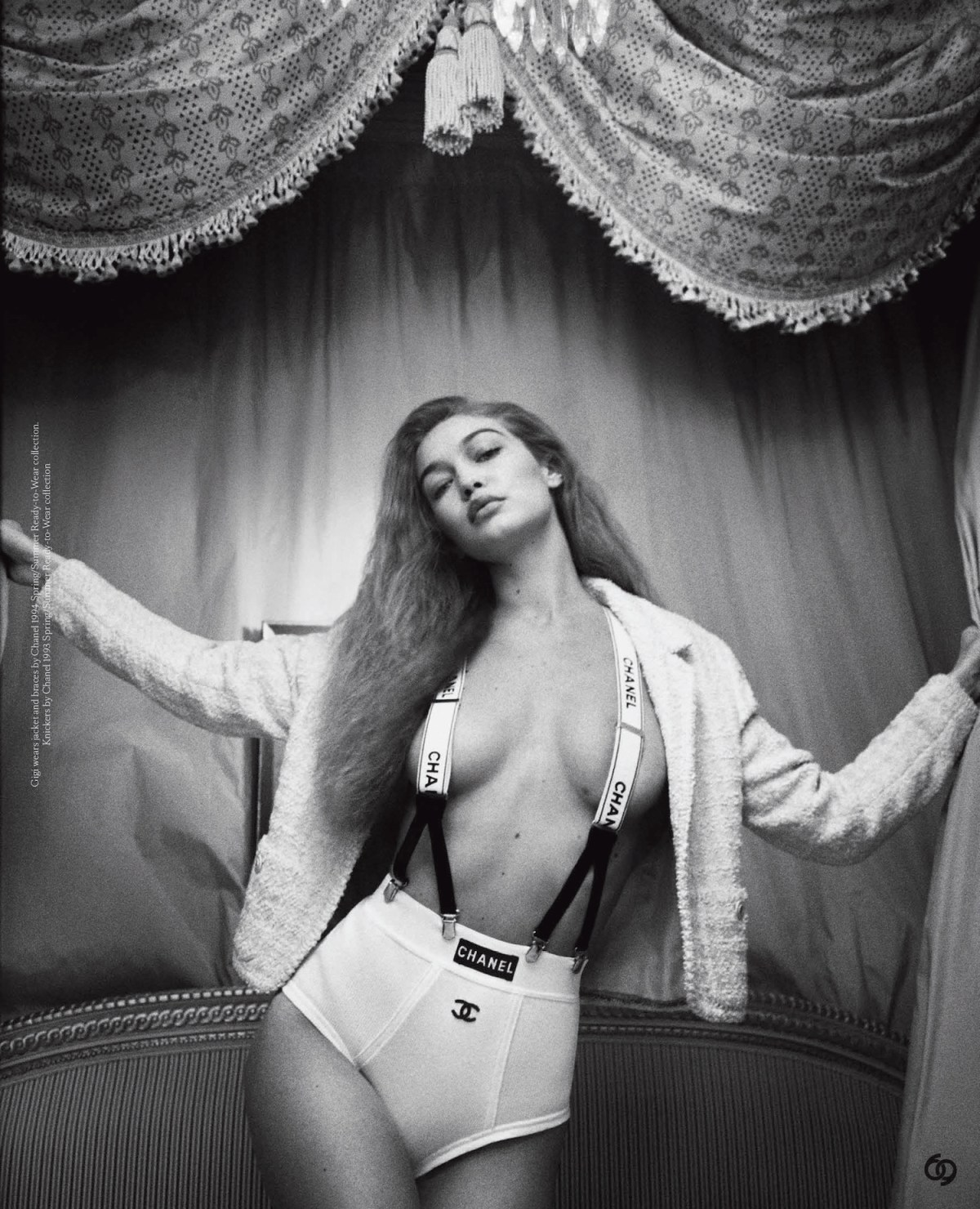 Gigi Hadid by Cass Bird for Chaos SixtyNine