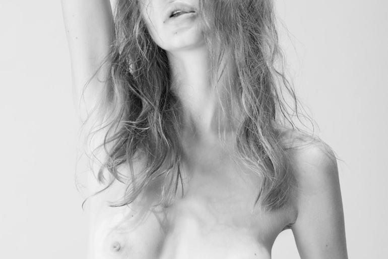 Ksenia Vinogradova by Benya Hegenbarth