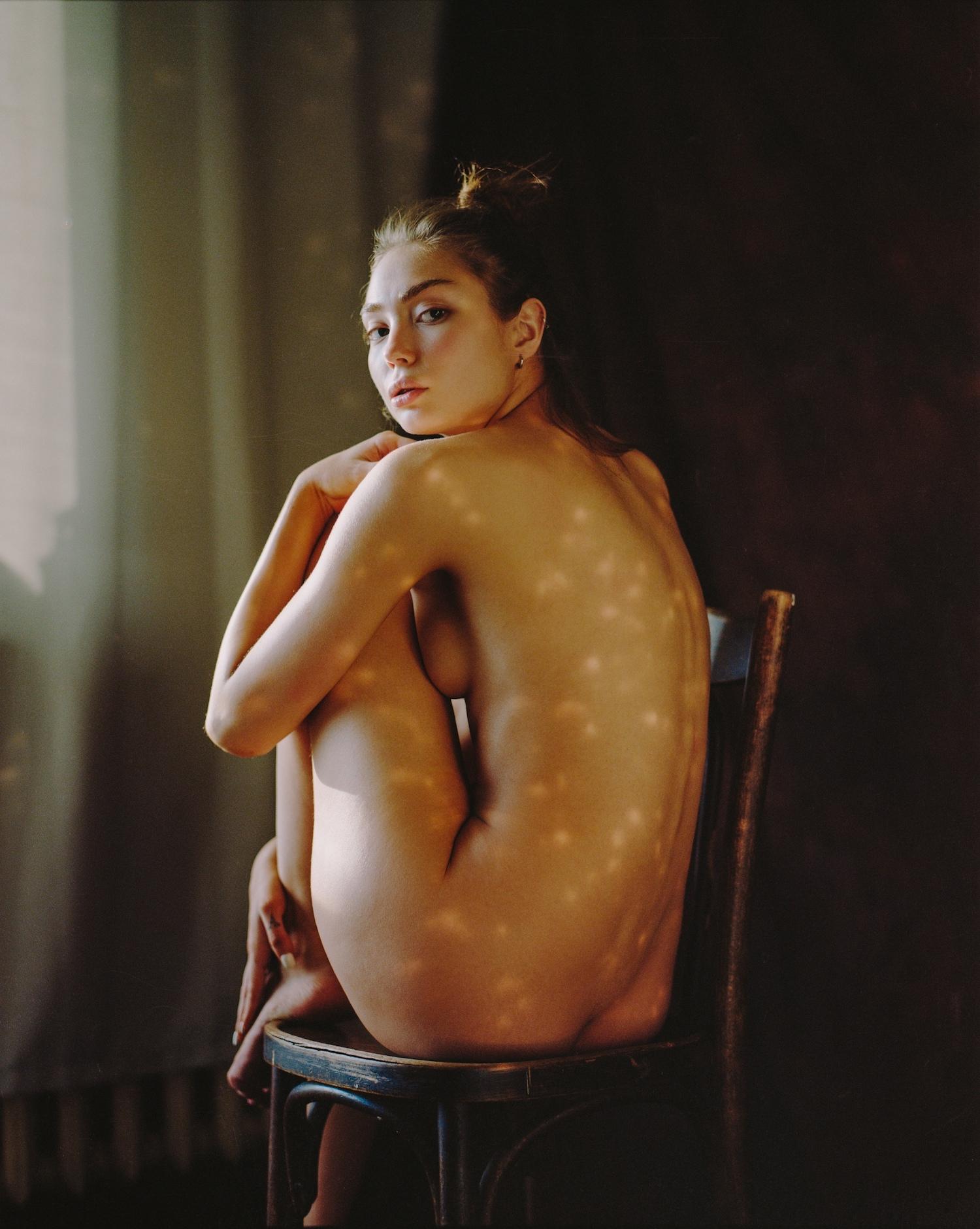 Ekaterina Kliger by Stanislav Liepa