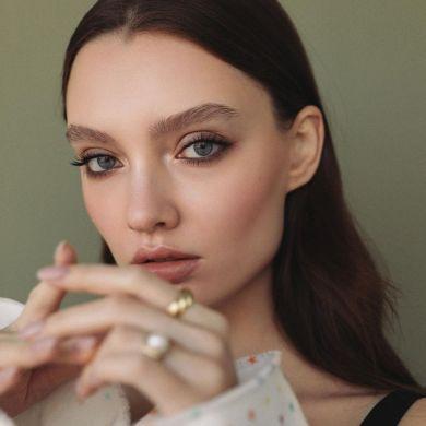 Polina Litvinova by Anastasia Máltseva