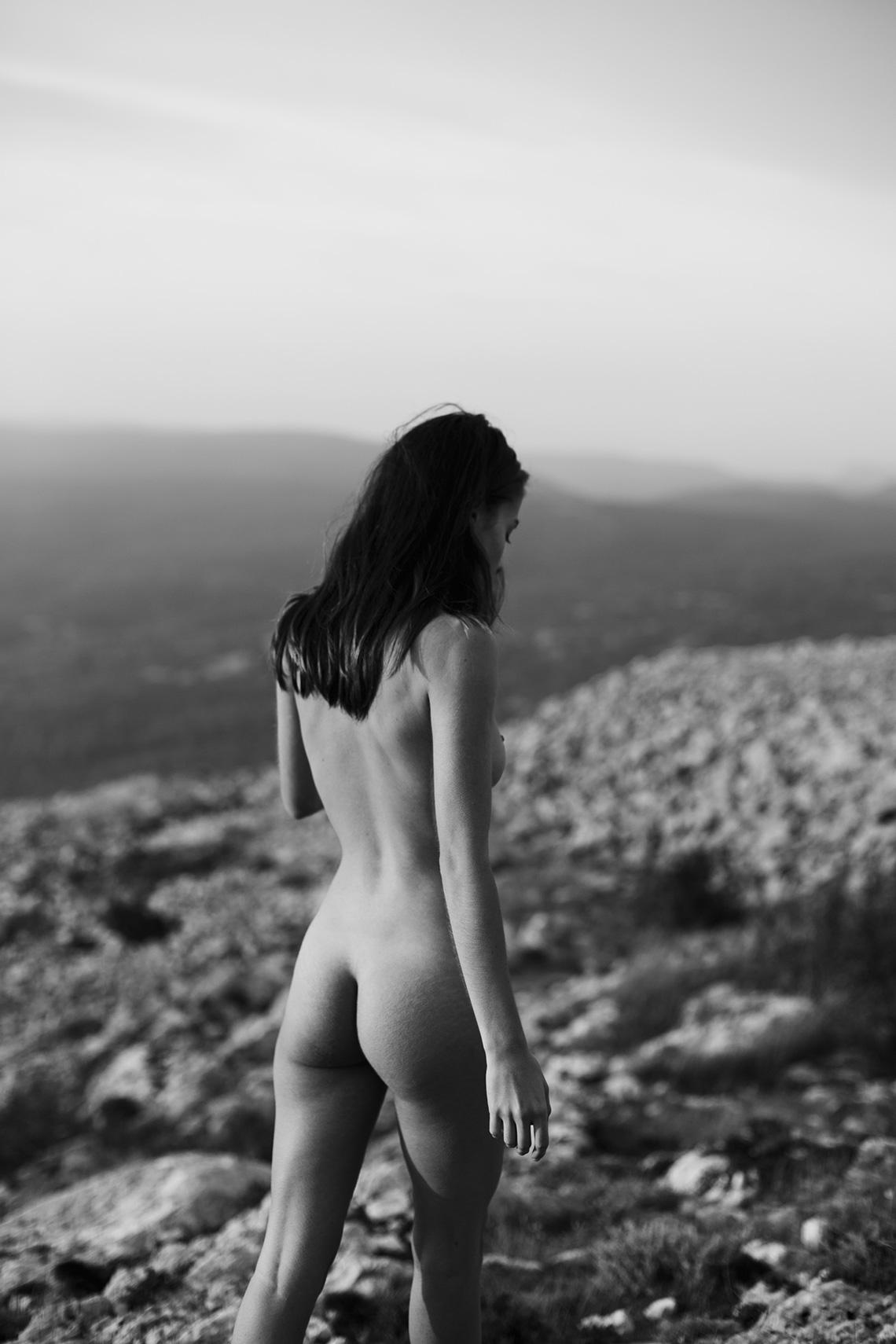 Rebecca Bagnol by Maxime Besse