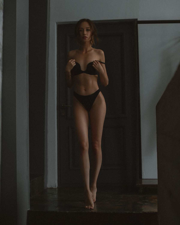 Sandra Istomina by Anastasiya Máltseva