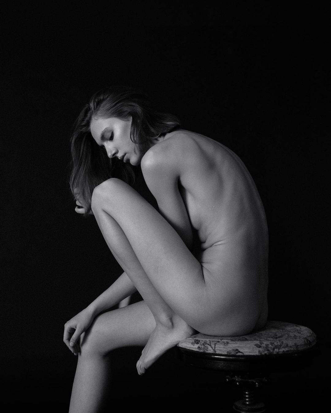 Tatiana Melnikova by Anastasia Klimenkova