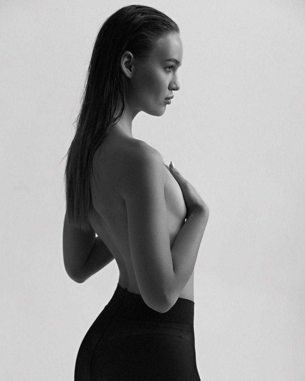 Masha by Viktor Korneev