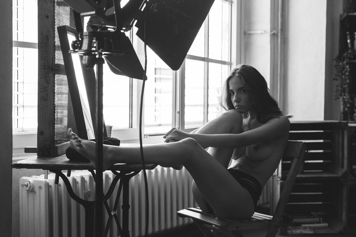 Rebecca Bagnol by Hannes Walendy