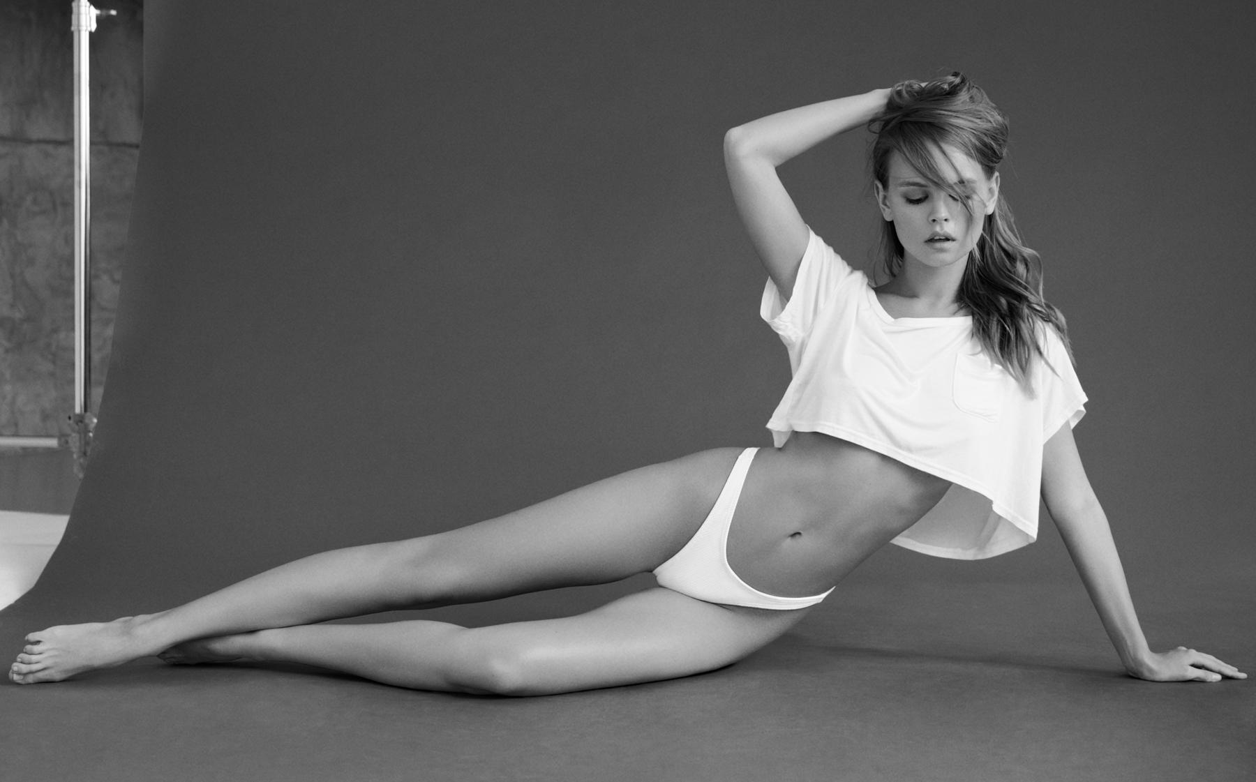 Anastasiya Scheglova by Konstantin Kryukovskiy