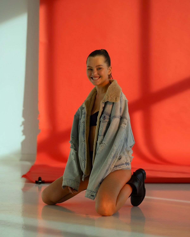 Lina Gasanova by Vanya Ivanchenko