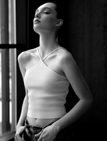 Polina Litvinova by Anastasia Maltseva