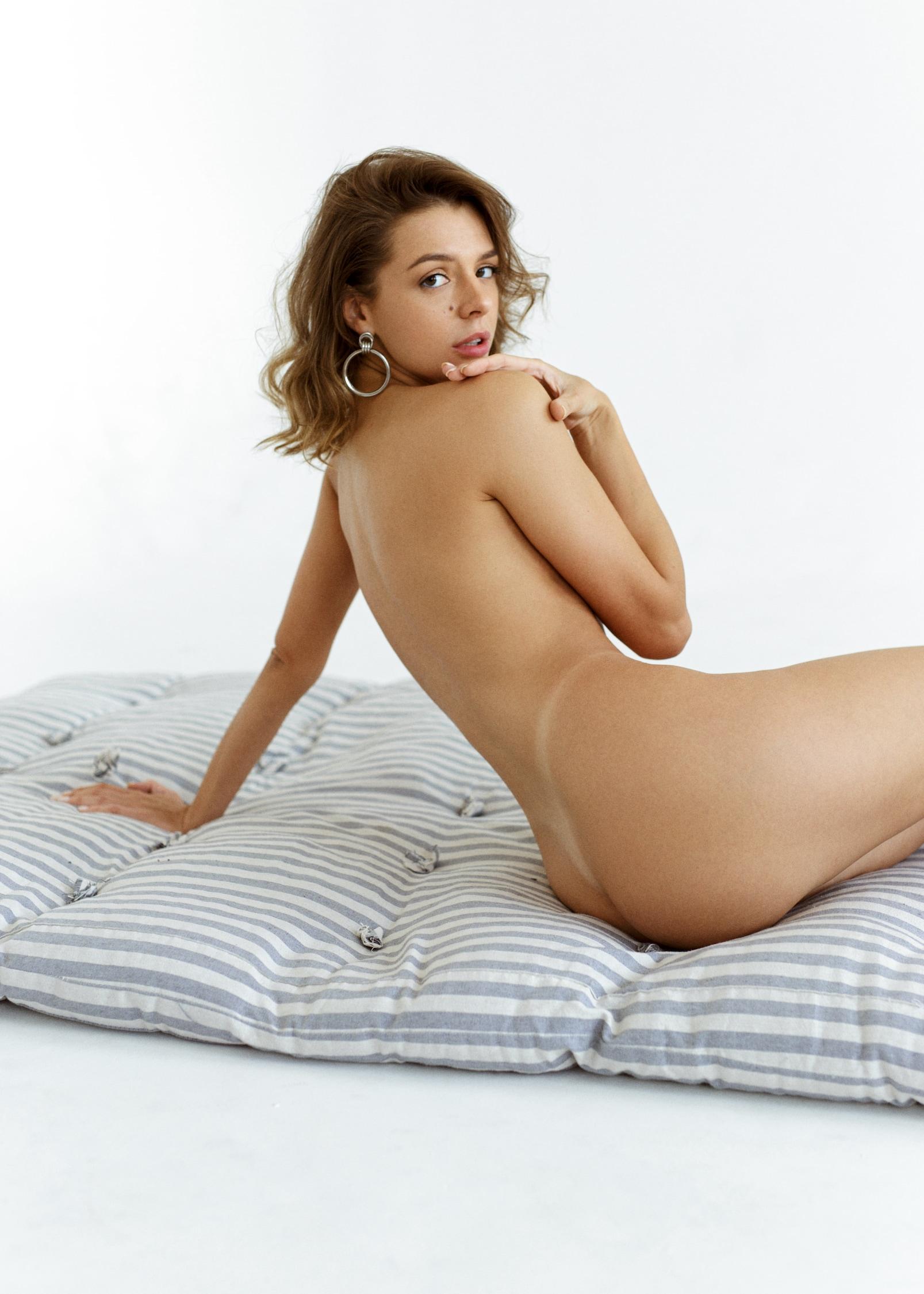 Alexandra Romanovna by Alexey Burcev