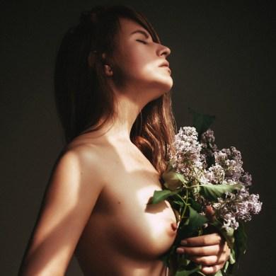 Marina Lopatina topless