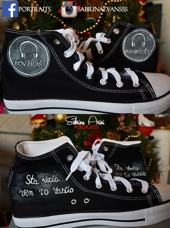 Scarpe personalizzate - Novaroots