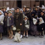 foto storiche ricolorate-Auschwitz-danar keller