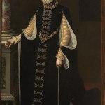 sofonisba anguissola-ritratto di elisabetta di valois