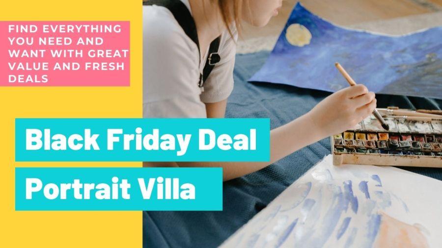 black friday 2020 deals on art