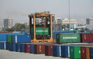 Eurogate container handling volumes remain stable