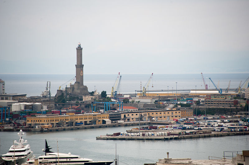 La Spezia Port Set For Waterfront Development