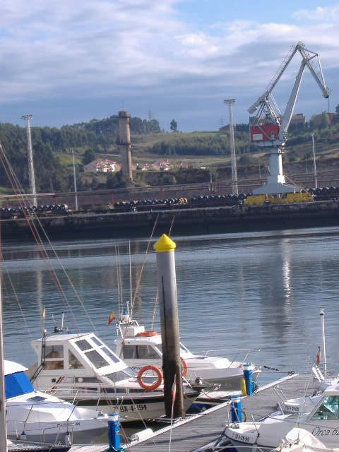 Avilés Port Mulls New Project For Road Access To cruise terminal
