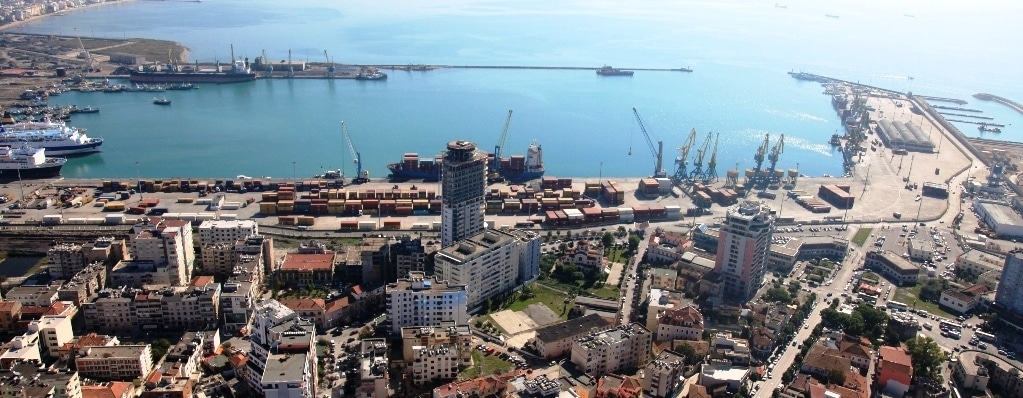 Durrës Sees Increased Cement Exports In Jan-Nov 2017