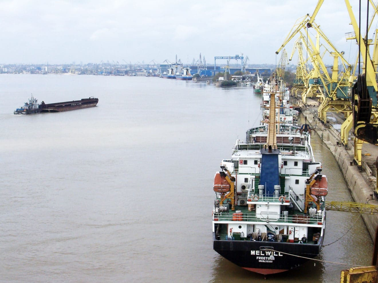 Analysis – Russia To Develop Modern Container Terminals In The Caspian Sea And Volga River