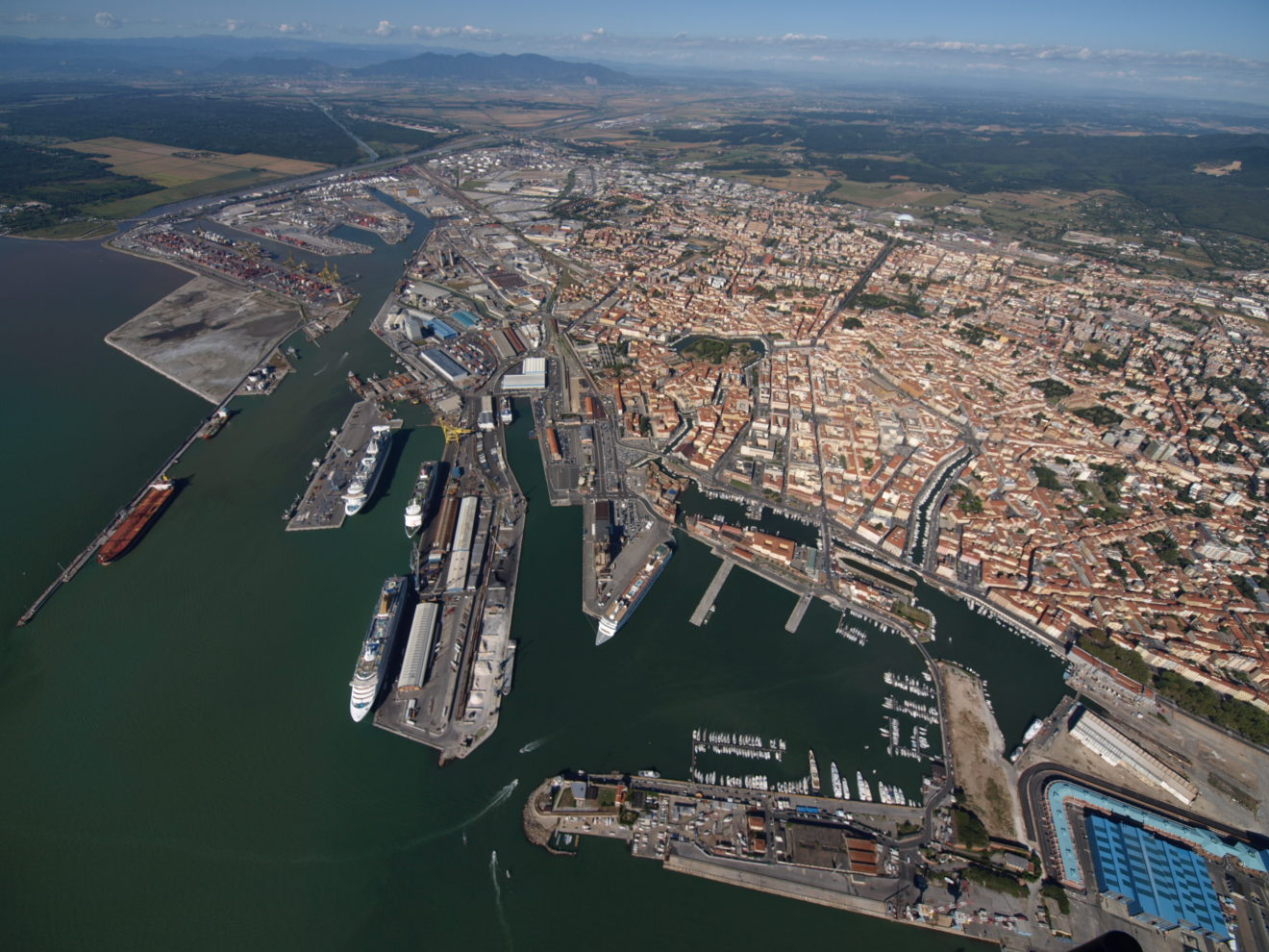 Agreement Signed For Improved Intermodality At Livorno Port