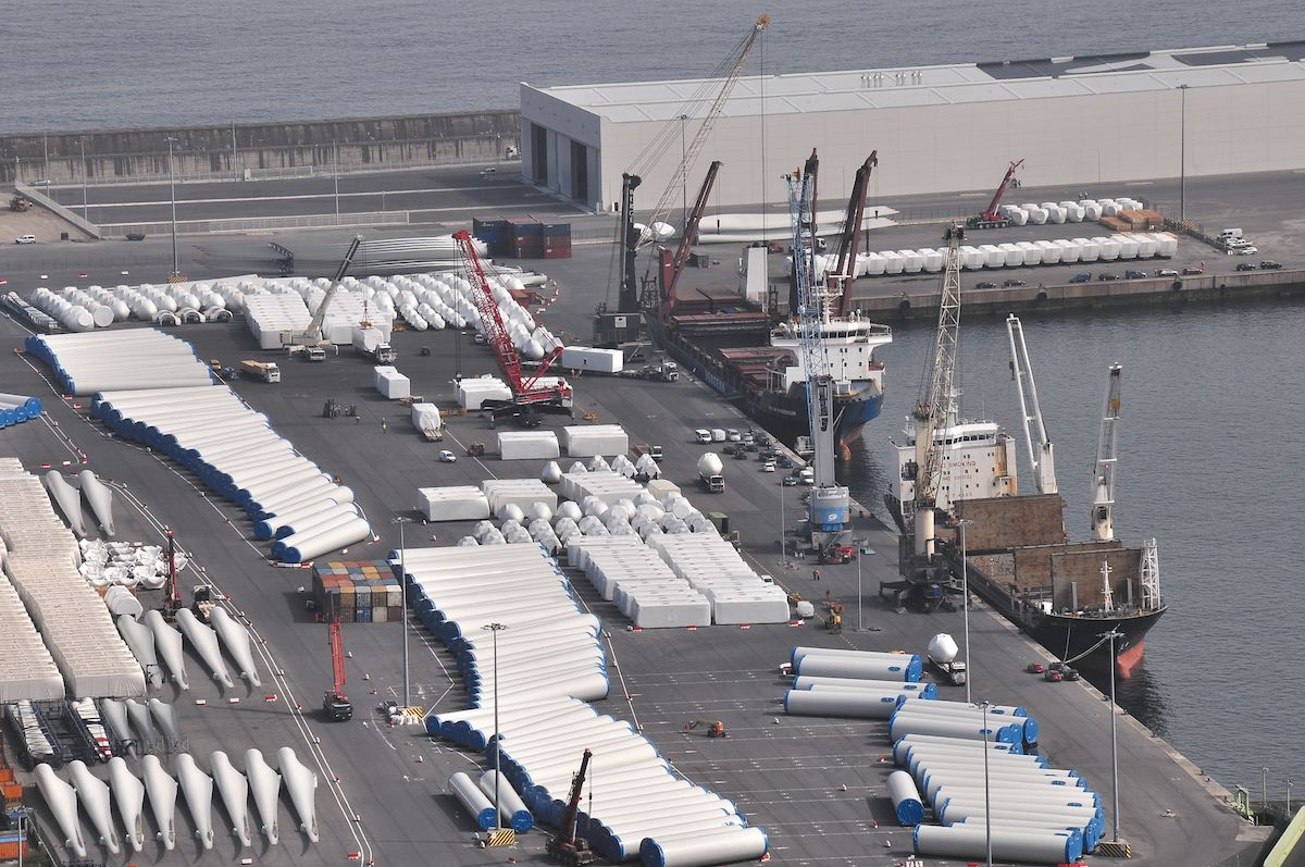 Port Authority Of Bilbao Summarises Its Ongoing Activities