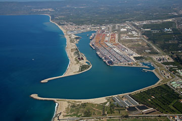 Chinese Delegation Visits Gioia Tauro Port