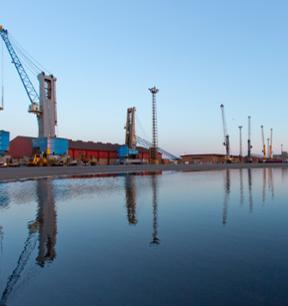 Huelva Port And Ferrovial Sign Contract For Northern Extension Of The South Wharf