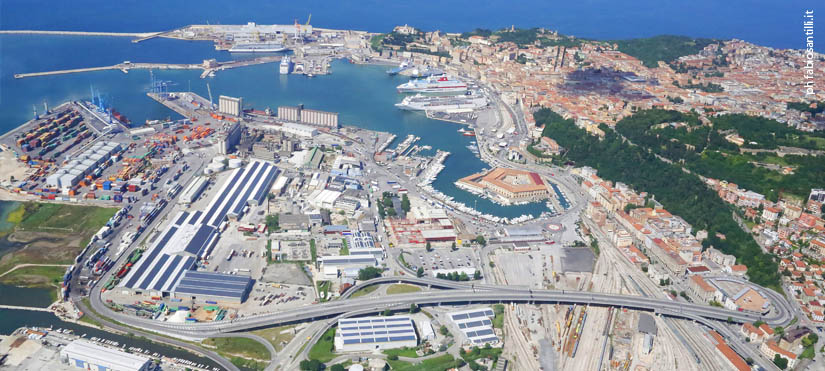 Ancona Port's Blue Agreement With Shippers Reduces Pollution