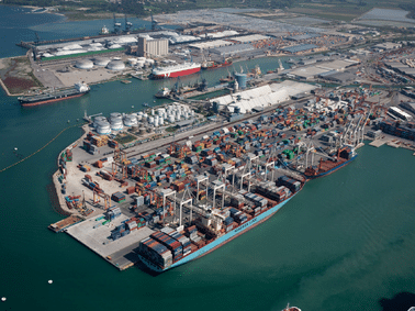 Luka Koper Reports Throughput Traffic Figures For First Half 2019