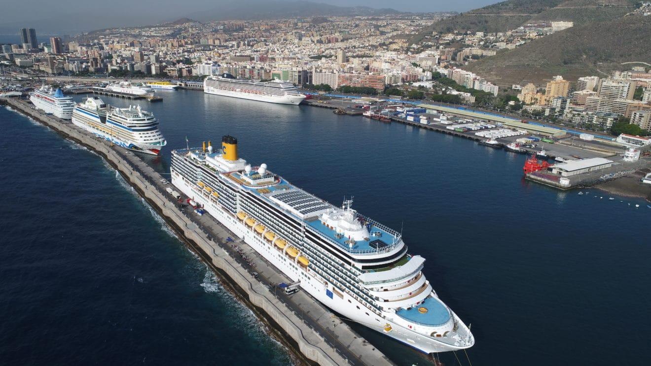 Tenerife Port Agrees On Concession To Petróleos De Canarias, SA