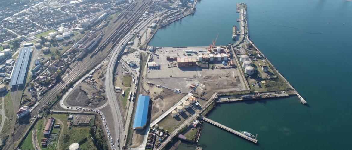 Batumi Port To Inaugurate New Multimodal Terminal Early In 2021