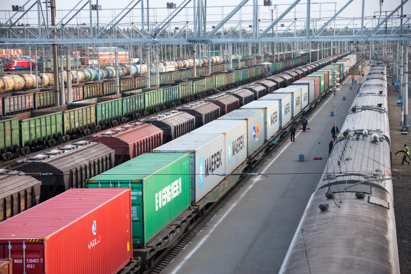 New Freight Train Service Between Trieste And Nuremberg