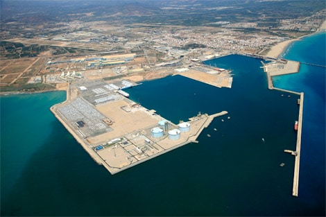 Noatum Terminal For Solid Bulks In The Port Of Sagunto Will Have 22,000 M2
