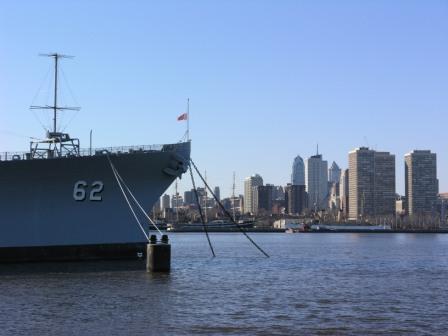 Ports Of Philadelphia Maritime Society