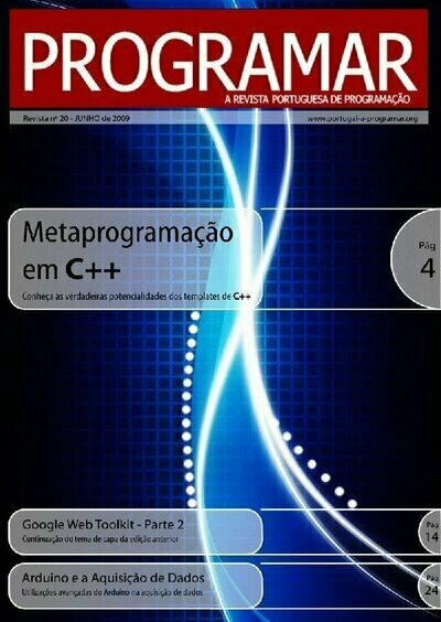 20ª Edição - Junho 2009