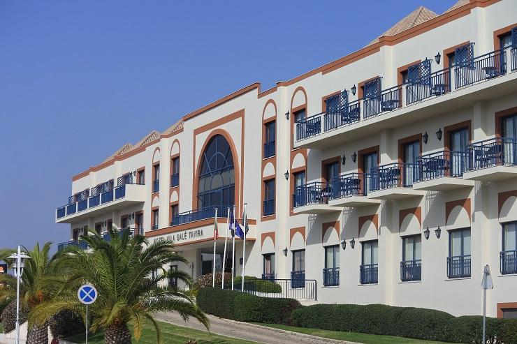 accommodation in tavira