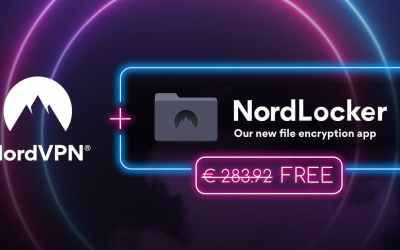 NordVPN Blackfriday Promo e NordLocker em 2019