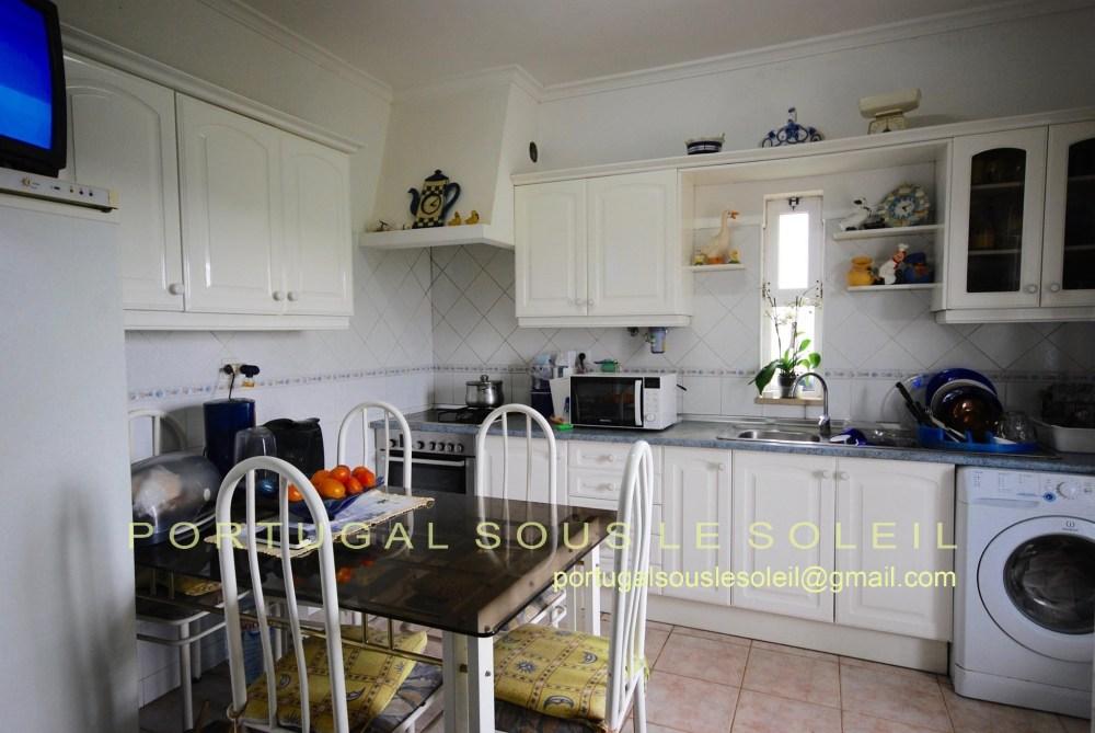 Maison avec 4 chambres vue  sur la  Ria Formosa à vendre.