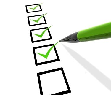 Checkliste E+S Kassensysteme, Kassensoftware