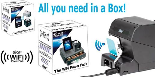 Star WIFI Power Pack