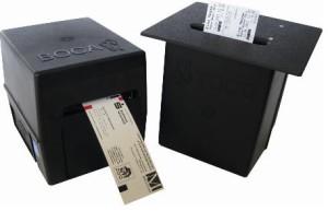Boca Ticketdrucker Desktop und Einbaugerät
