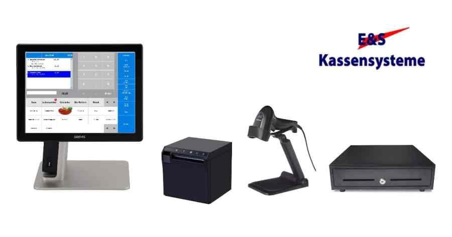 Zuverlässige Maxstore Kassensystem für den Handel, Einzelhandel