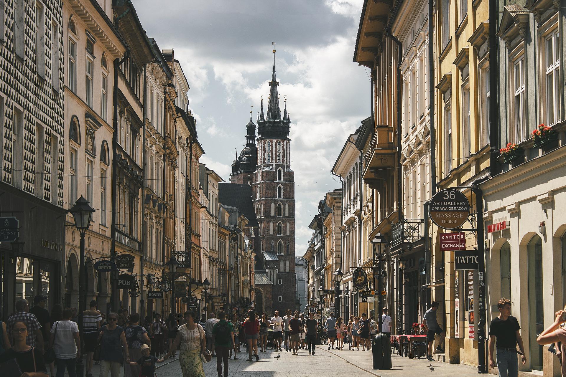 Odlazak u Poljsku
